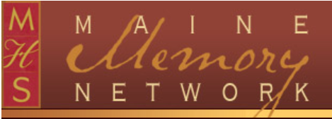 Maine Memory Network logo