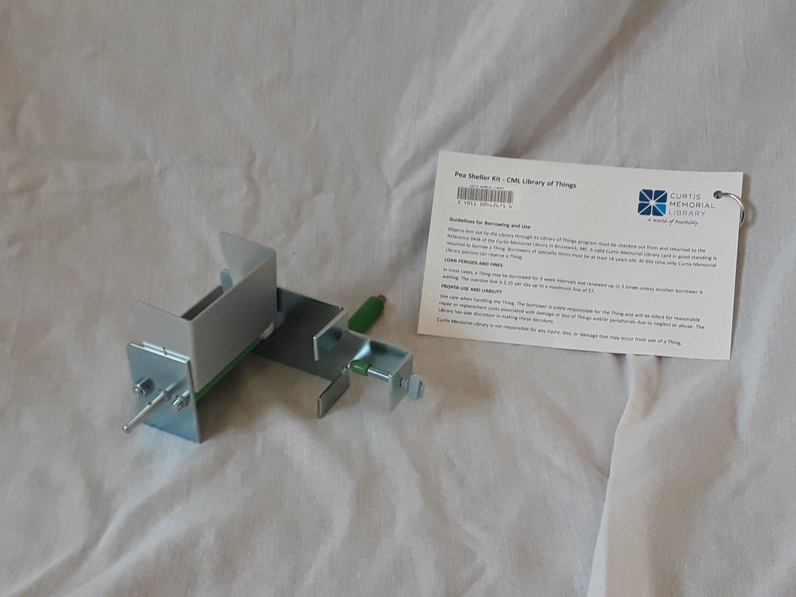 Pea Sheller Kit